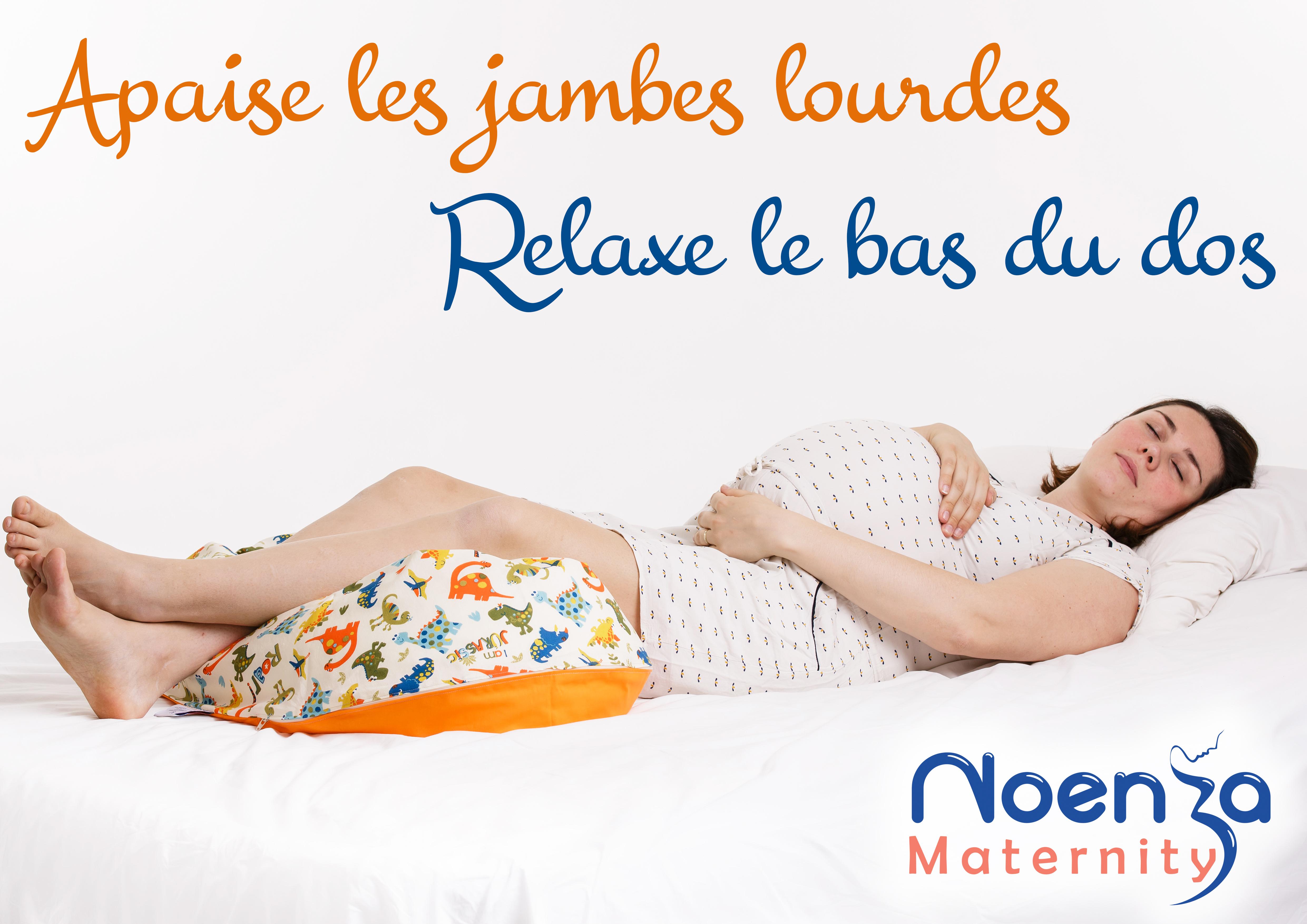 le coussin pour femme enceinte ou coussin de grossesse noenza maternity coussins d. Black Bedroom Furniture Sets. Home Design Ideas