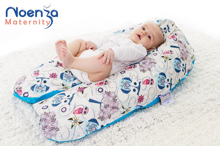 Coussin d'allaitement pour bébé Noenza Maternity