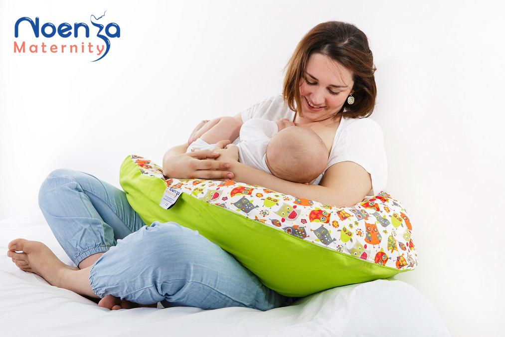 Coussin d'allaitement Noenza Maternity
