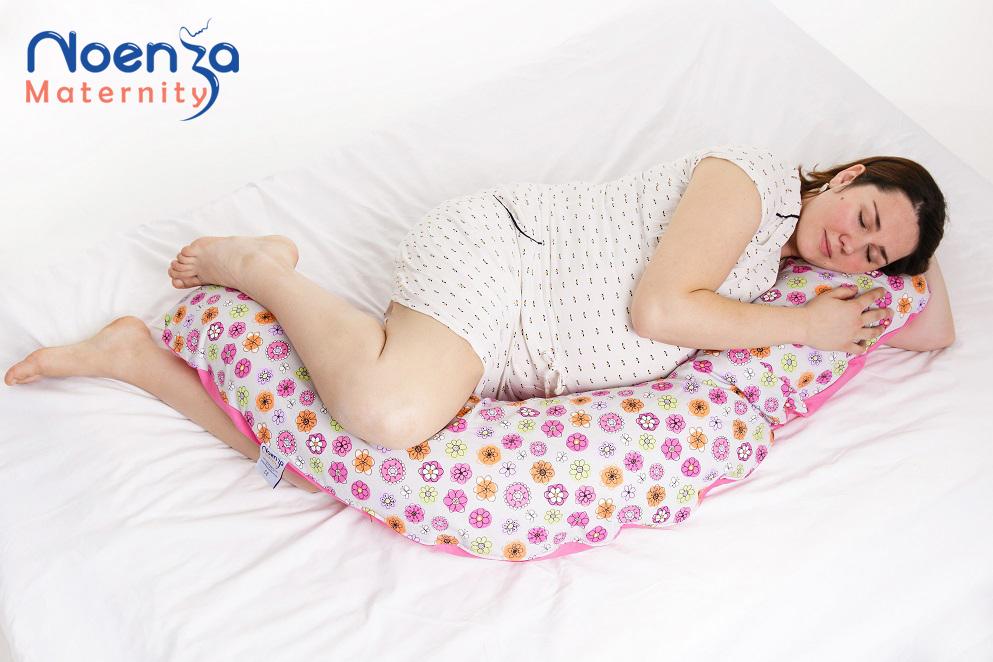 Coussin d'allaitement Noenza Maternity - comment l'utiliser